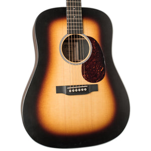 MARTIN DX1AE MACASSAR BURST ACOUSTIC GUITAR W/ SONITONE PICKUP