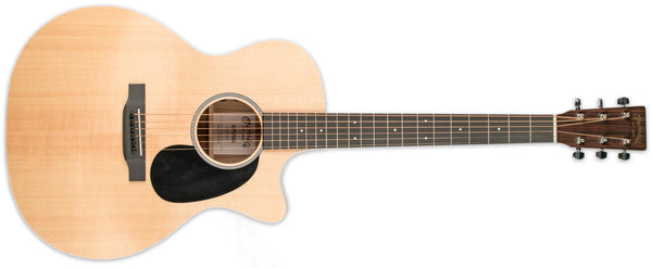 MARTIN GPCRSG ACOUSTIC ELECTRIC GUITAR WITH BAG