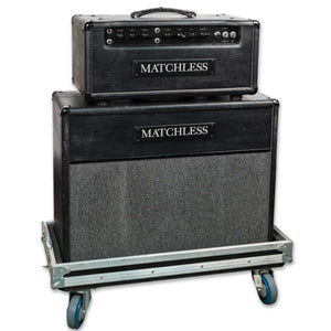 USED MATCHLESS H/C-30 W/ MATCHING 2X12 AND ROADCASES