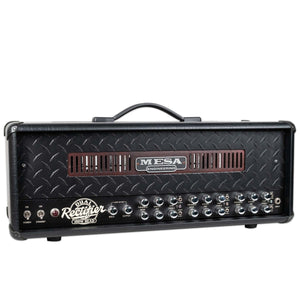 USED MESA BOOGIE 2014 DUAL RECTIFIER 100 WATT HEAD WITH COVER AND FOOTSWITCH