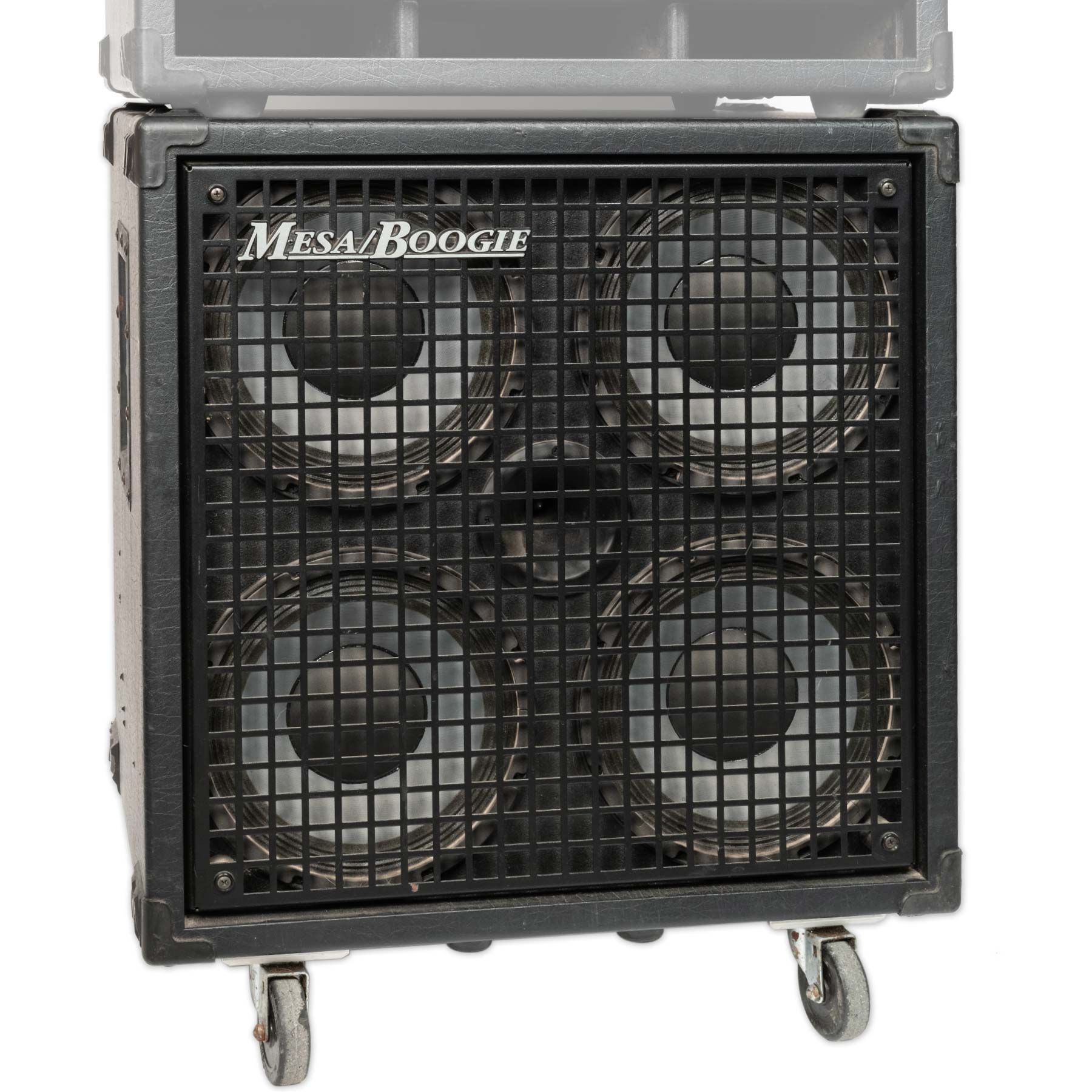 USED MESA BOOGIE 4X10 BASS CABINET
