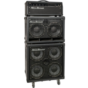 USED MESA BOOGIE BUSTER BASS 200, 2X10 CABINET, AND 4X10 CABINET