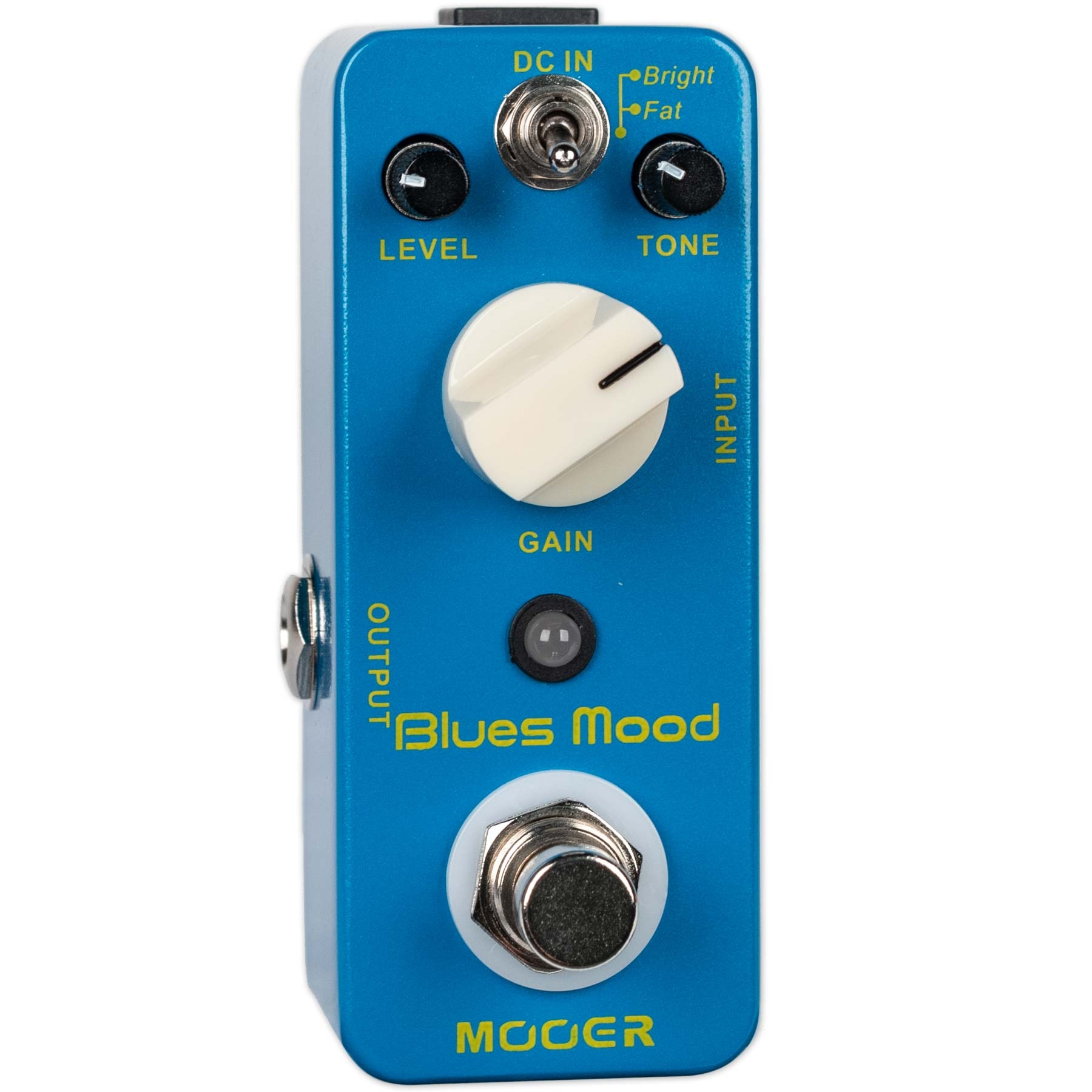 USED MOOER BLUES MOOD WITH BOX