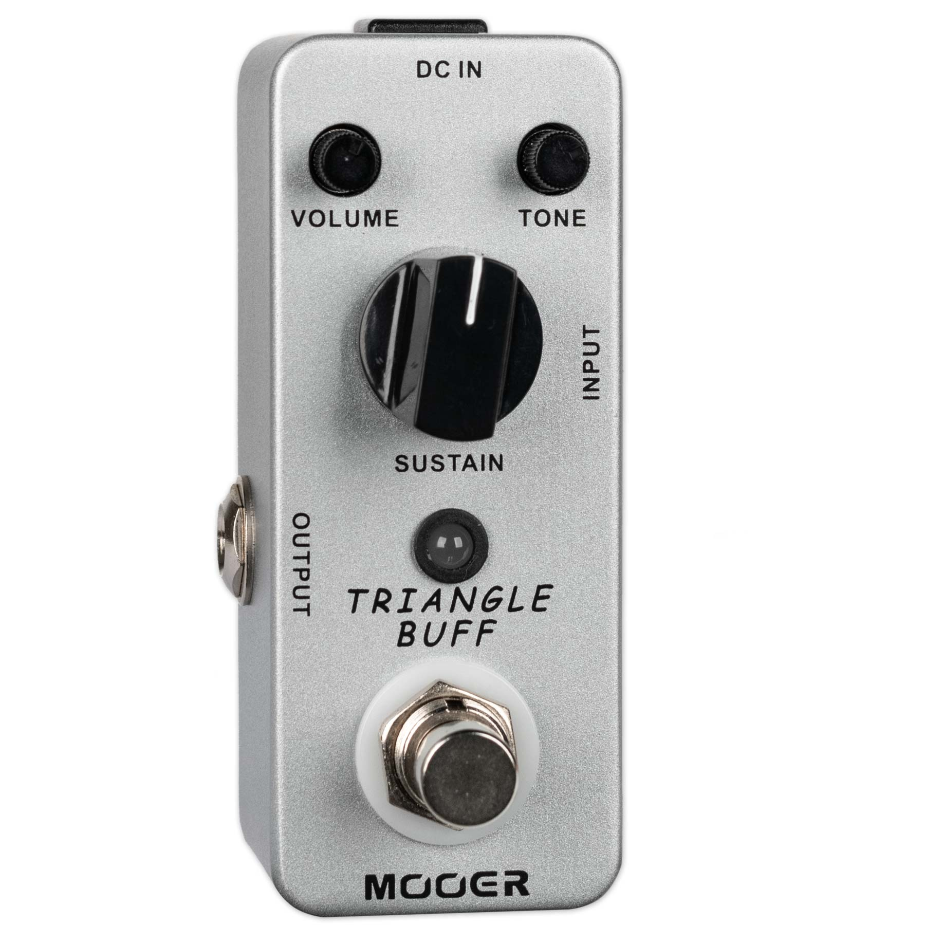 USED MOOER TRIANGLE BUFF WITH BOX