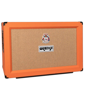 USED ORANGE PPC212 GUITAR 2x12 GUITAR CABINET