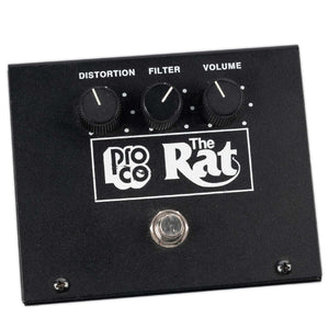 USED PROCO RAT BIG BOX REISSUE