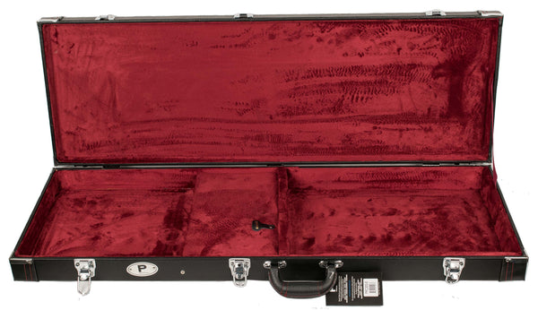 PROFILE RECTANGULAR ELECTRIC GUITAR CASE