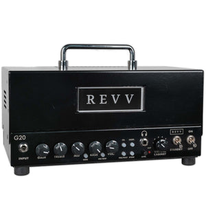 REVV G20 TWO NOTES TORPEDO EMBEDDED LUNCHBOX GUITAR AMPLIFIER
