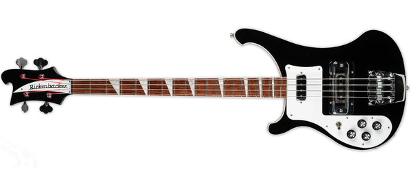 USED 2013 RICKENBACKER 4003 LEFT HANDED JETGLO WITH CASE