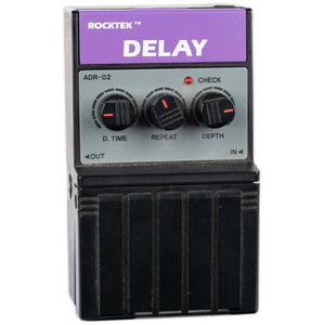 USED ROCKTEK ADR-02 DELAY WITH BOX