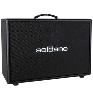 SOLDANO-212-CLASSIC SPEAKER CABINET WITH CELESTION VINTAGE 30'S 8 OHM