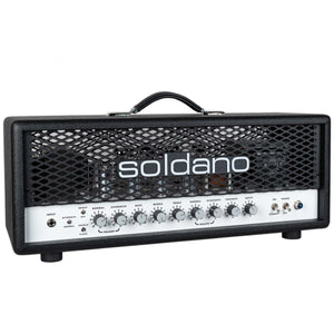 SOLDANO SUPER LEAD OVERDRIVE 100-WATT ALL TUBE HEAD