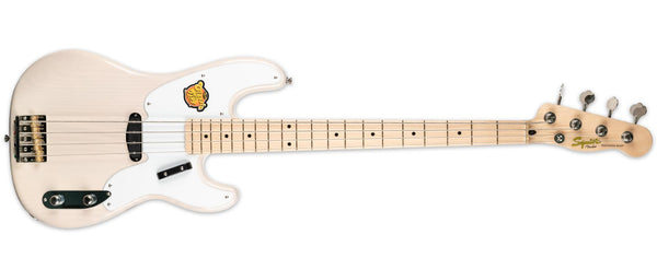 SQUIER CLASSIC VIBE 50S PRECISION BASS WHITE BLONDE