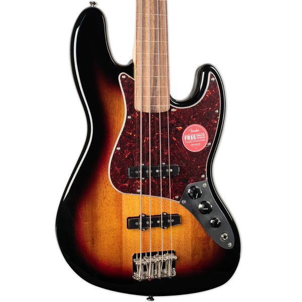SQUIER CLASSIC VIBE 60'S JAZZ BASS FRETLESS