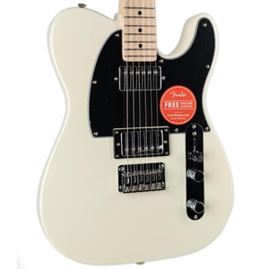 SQUIER CONTEMPORARY TELE HH PEARL WHITE