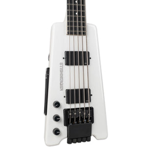 VINTAGE STEINBERGER 1990 5-STRING BASS LEFT-HANDED WITH BAG