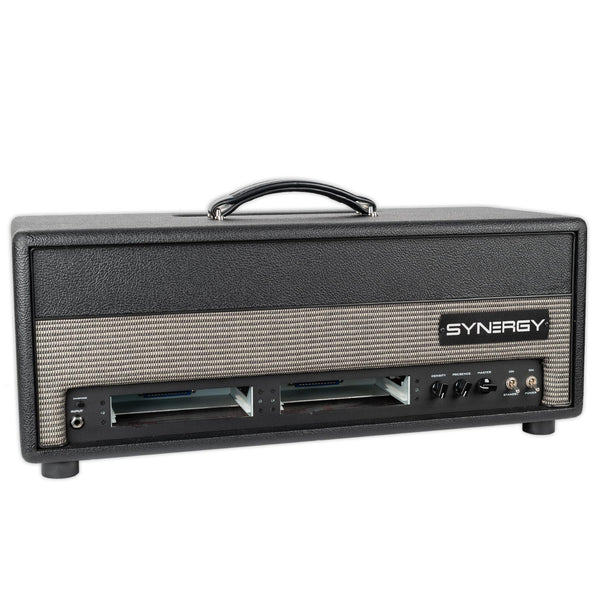 SYNERGY SYN-50 FOUR CHANNEL 50 WATT HEAD- SLOT FOR TWO MODULES