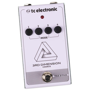 USED TC ELECTRONIC 3RD DIMENSION CHORUS WITH BOX