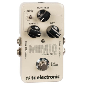 USED TC ELECTRONIC MIMIQ DOUBLER W/BOX