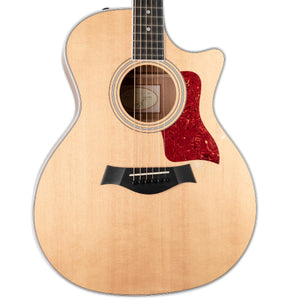 USED TAYLOR 414CE WITH NON-ORIGINAL CASE