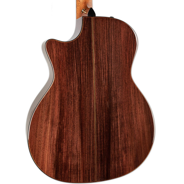 TAYLOR 914CE LIMITED EDITION SINKER REDWOOD TOP, INDIAN ROSEWOOD BACK AND SIDES