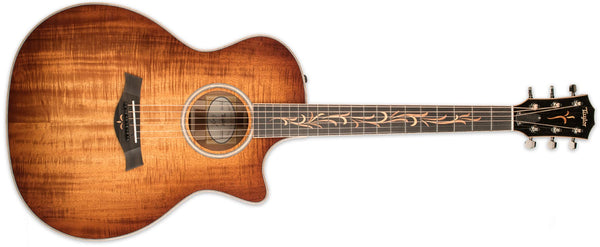 TAYLOR K24CE FALL LIMITED KOA BACK AND SIDES, KOA TOP