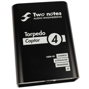 TWO NOTES TORPEDO CAPTOR - 4 OHMS