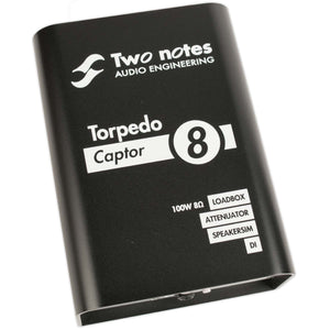TWO NOTES TORPEDO CAPTOR- 8 OHMS