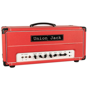 USED UNION JACK HG GUITAR AMPLIFIER HEAD