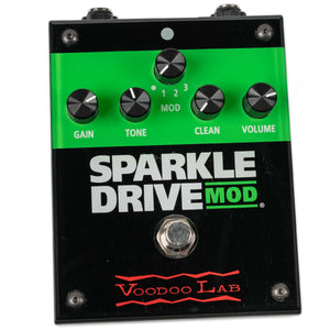 USED VOODOO LAB SPARKLE DRIVE MOD