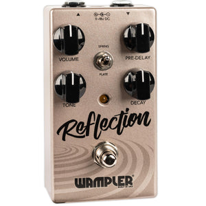WAMPLER REFLECTION SPRING/PLATE REVERB