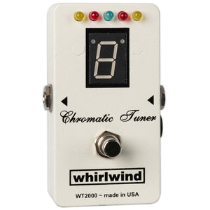 USED WHIRLWIND TUNER WITH BOX