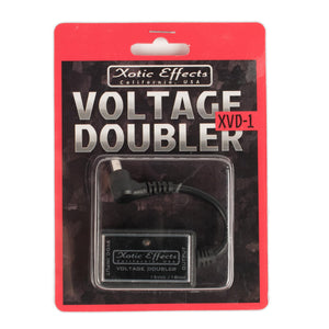 XOTIC VOLTAGE DOUBLE STEP UP CONVERTER 9V TO 15V-18V