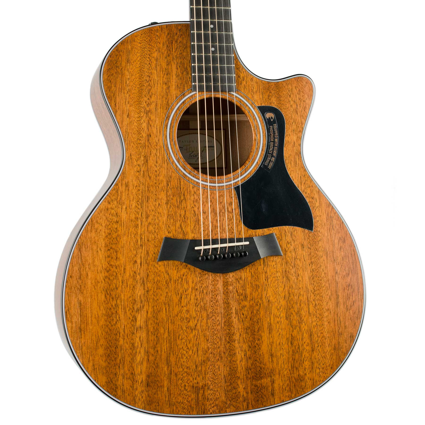 TAYLOR 324CE MAHOGANY TOP ACOUSTIC ELECTRIC