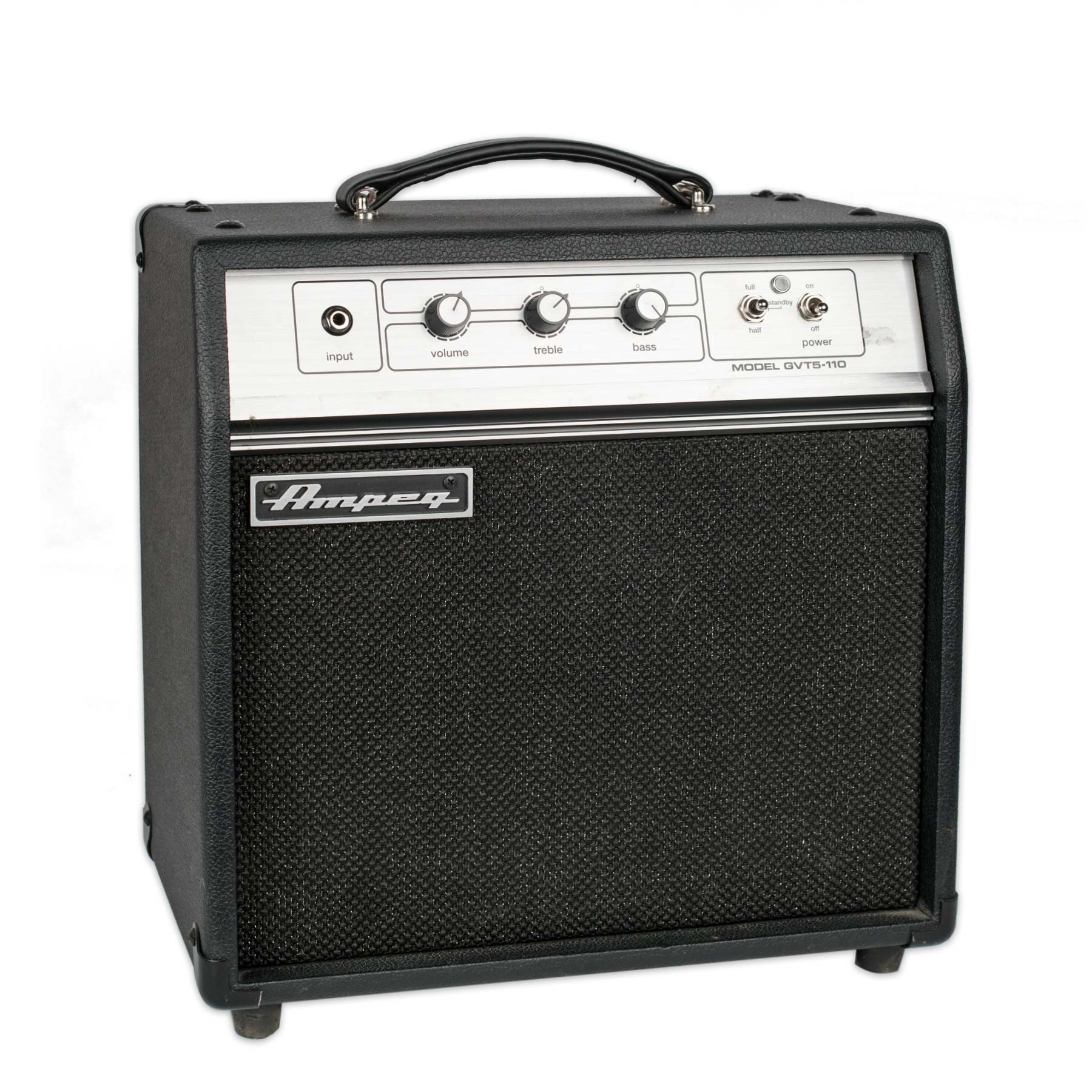 USED AMPEG GVT5 5 WATT TUBE GUITAR AMPLIFIER