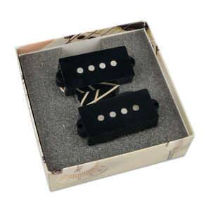 BARE KNUCKLE P BASS SERIES 58 SPLIT COIL BLACK