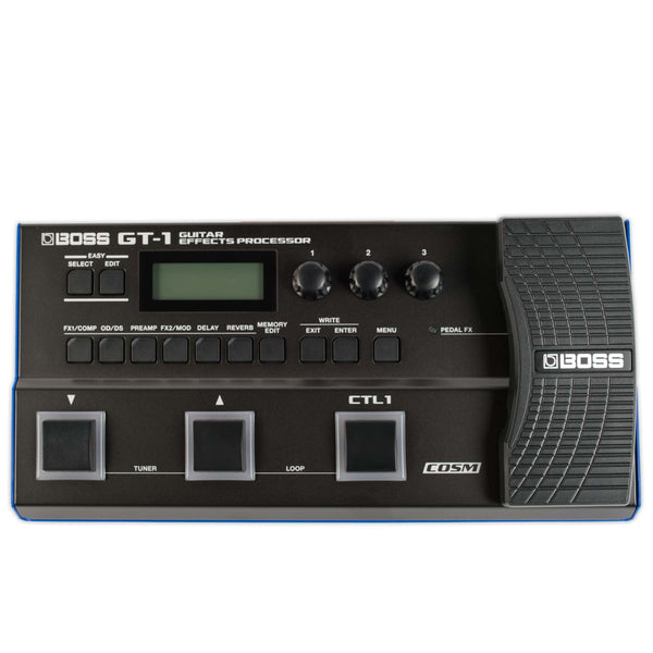 BOSS GT-1 MULTIPLE EFFECTS