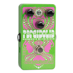 CATALINBREAD PAREIDOLIA BROWN FACE STYLED TREMOLO