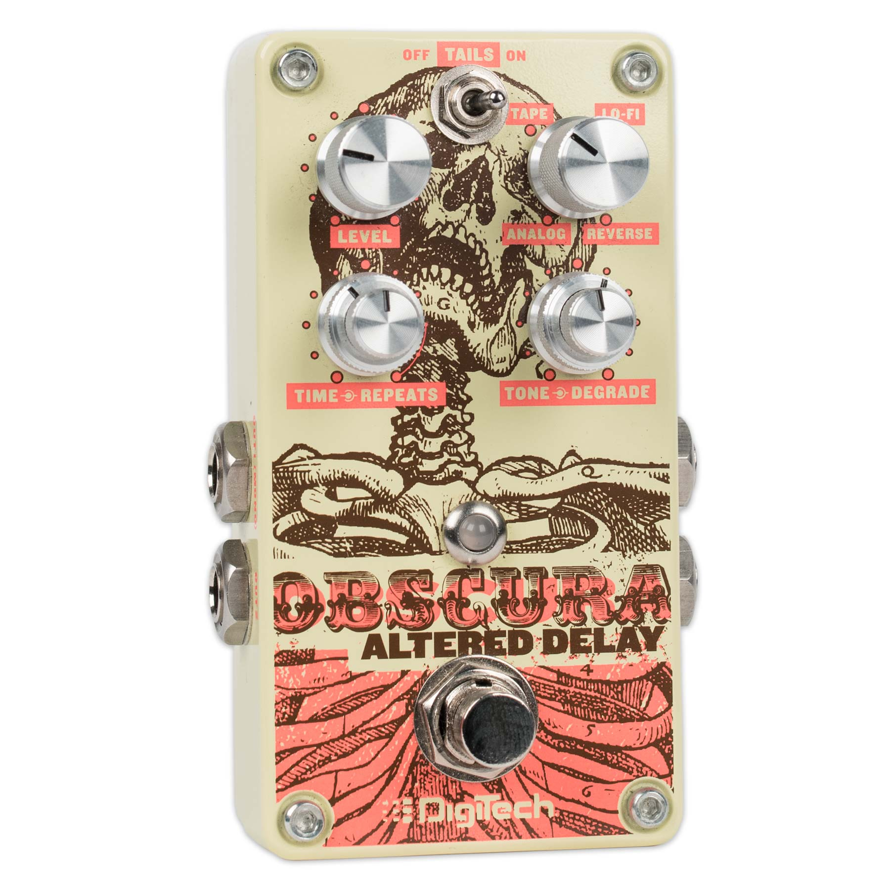 USED DIGITECH OBSCURA ALTERED DELAY W/BOX