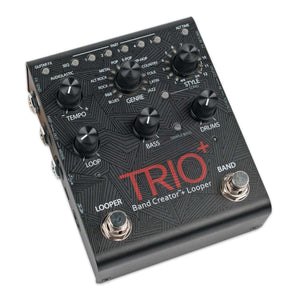 DIGITECH TRIO PLUS BAND CREATOR AND LOOPER PEDAL