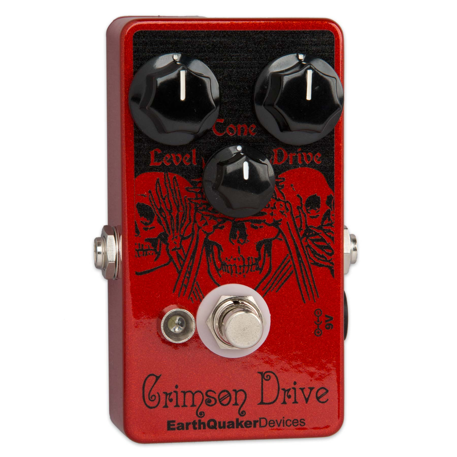 EARTHQUAKER DEVICES CRIMSON DRIVE OVERDRIVE