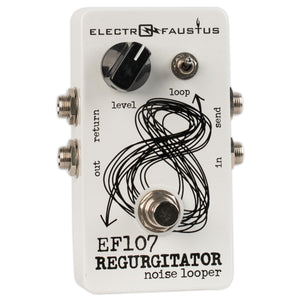 USED ELECTRO-FAUSTUS REGURGITATOR EF107 WITH BOX