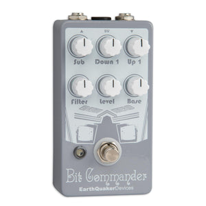 EARTHQUAKER DEVICES BIT COMMANDER MONOPHONIC ANALOG GUITAR SYNTH