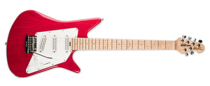 USED ERNIE BALL MUSICMAN ALBERT LEE WITH JOE BARDEN PICKUP UPGRADE- ORIGINAL PICKUPS INCLUDED- AND HARDSHELL CASE