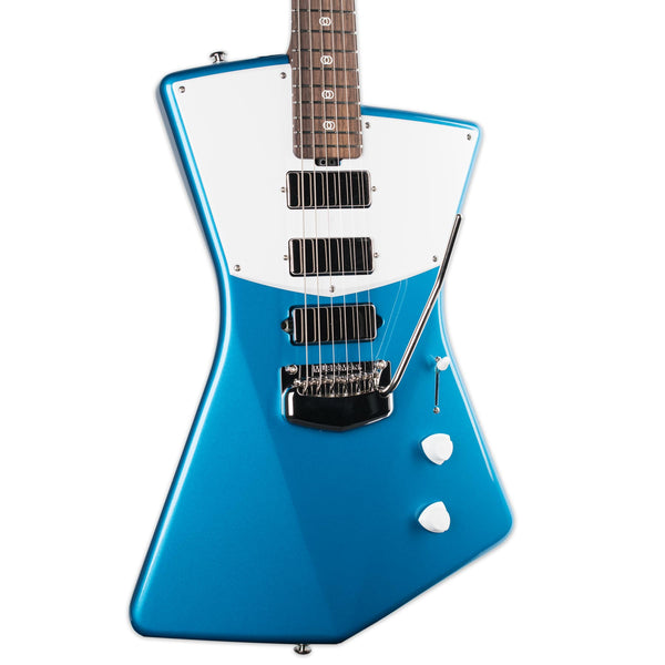 ERNIE BALL MUSIC MAN ST. VINCENT SIGNATURE ST. VINCENT BLUE ROSEWOOD NECK