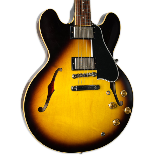 USED GIBSON CUSTOM SHOP ES-335 50th ANIVERSARY VINTAGE SUNBURST