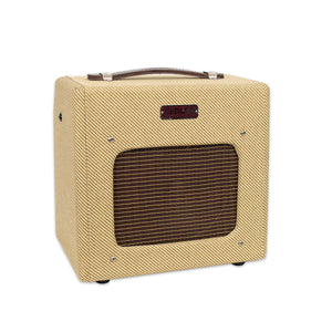 USED FENDER CHAMPION 600 RETOLEXED TWEED WITH UPGRADED TUBES AND SPEAKER