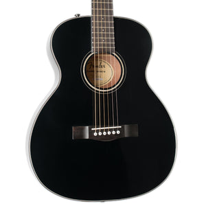 FENDER CT-60S TRAVEL SIZED ACOUSTIC, Blk, RW