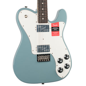 FENDER PROFESSIONAL SERIES TELECASTER DELUXE SHAWBUCKER SONIC GRAY