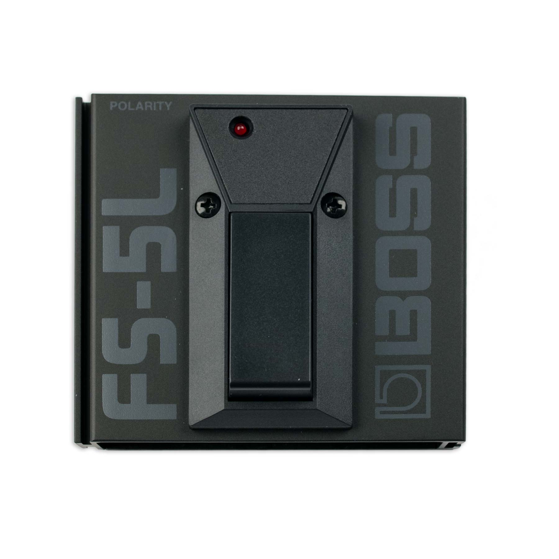 BOSS FS-5L LATCHING SINGLE FOOT SWITCH